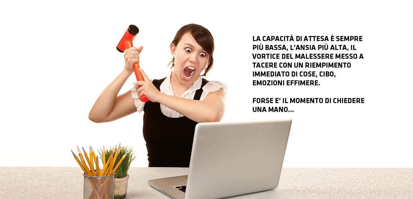 Psicologa stress da lavoro Torino